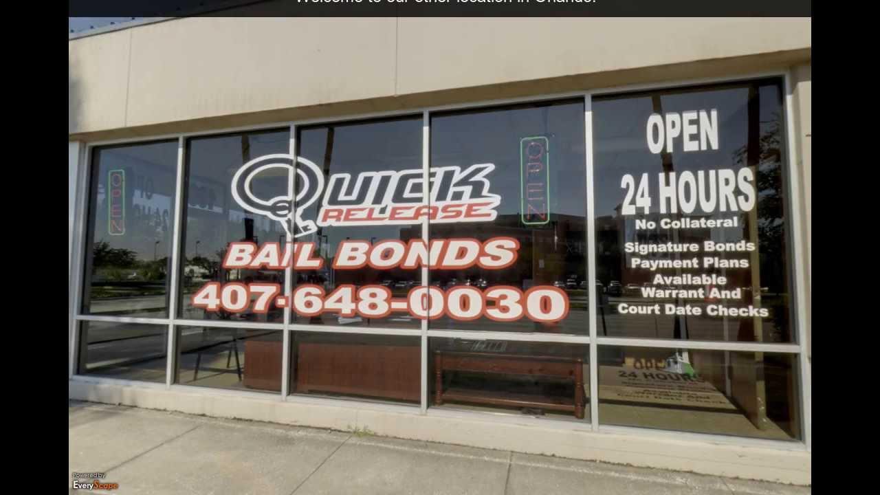 Quick Release Bail Bonds | Sanford. FL | Bail Bonds - YouTube