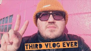 Third Vlog Ever - Murder Ms. Pac-Man // Turd Polishing // Rando Shiz!
