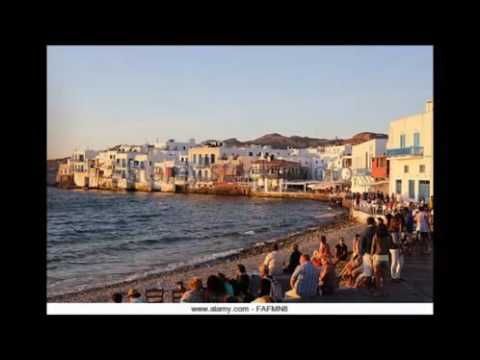 Mykonos Sunset Chillout Lounge & Deep House Relaxing Music Hotel Greco Philia 2016 Babis j
