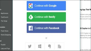 What Is OAuth? How Those Facebook, Twitter, and Google Sign-in Buttons Work