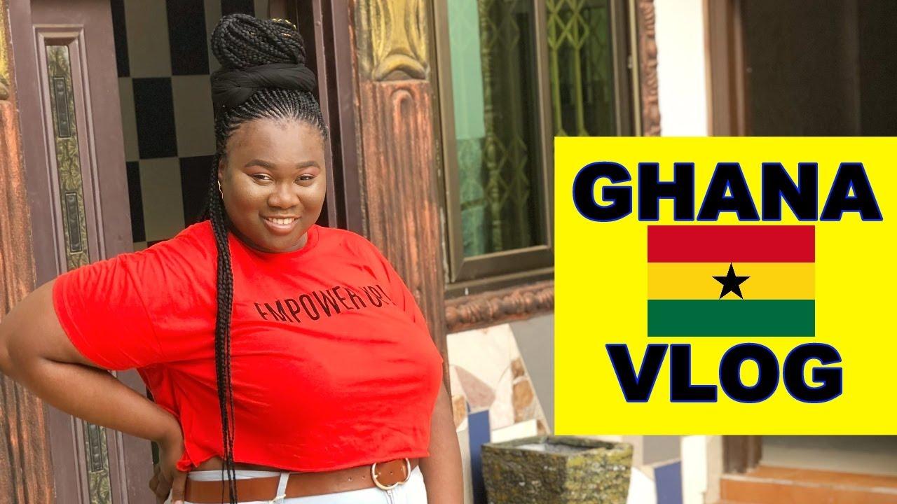 GHANA VLOG | EPISODE 9 ( LIVING IN GHANA )