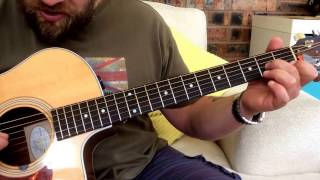 ABBA-S.O.S-Acoustic Guitar Lesson.