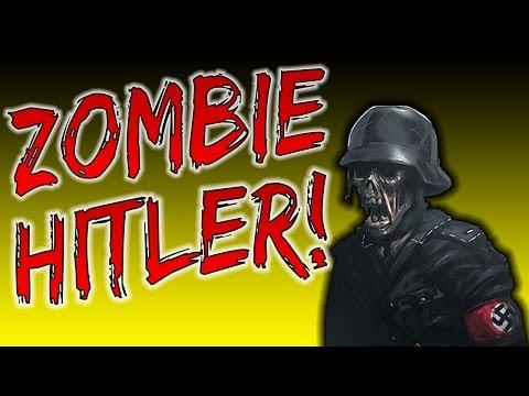 Zombie Hitler! Das Herrenhaus Easter Egg Gameplay! Pt.2