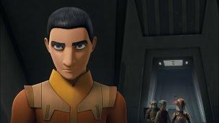 Ezra's pull to the dark side