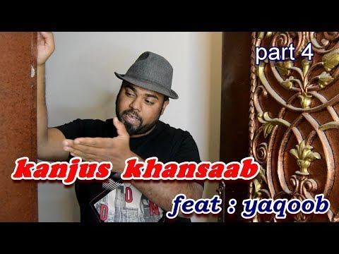 Kanjus khansaab 4, ft yaqoob || hyderabadi comedy || Deccan Drollz