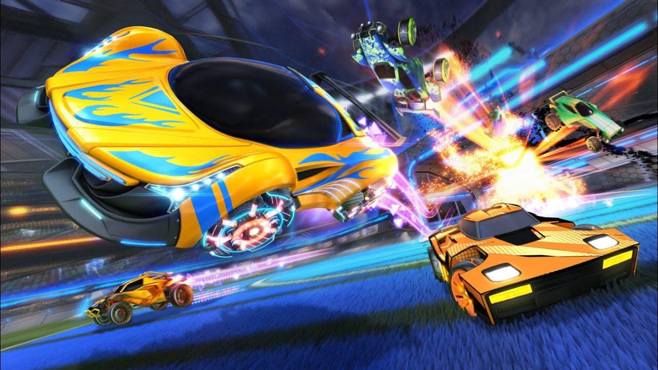 Rocket League Highlights