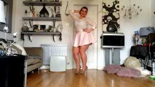 Plus Size Spring 2015 Lookbook || OOTDs || OOTNs