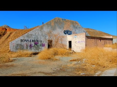 Old Military Bunkers In Beaumont California