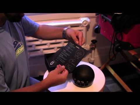 Nexus Q Unboxing: Streaming Media Orb