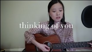 Thinking of you - katy perry cover