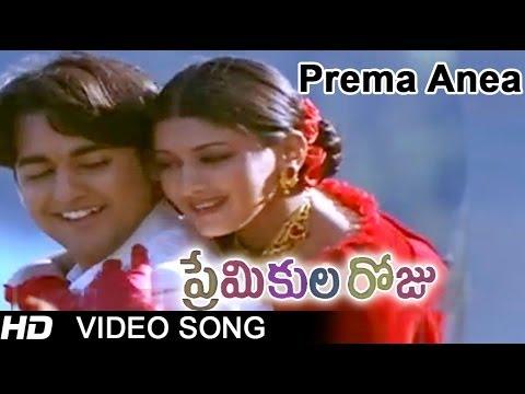 Prema Ane Pariksha Full Video Song || Premikula Roju Movie || Kunal || Sonali Bendre || A.R.Rahman