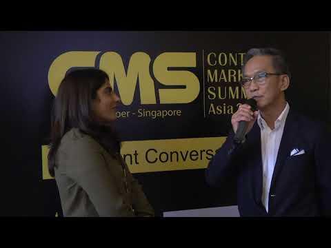 Roger Yuen - CEO, Clozette at Content Marketing Summit Asia 2017 - ASEAN Edition