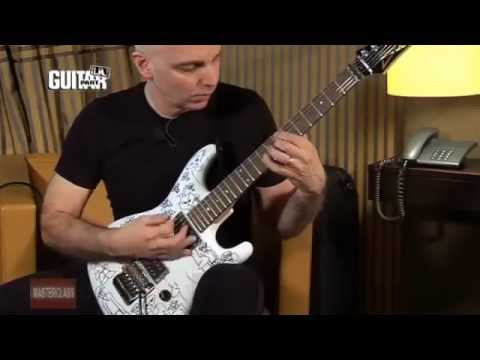 Joe Satriani Chickenfoot  Guitar Lesson Turning Left  Soap on a Rope  Oh Yeah