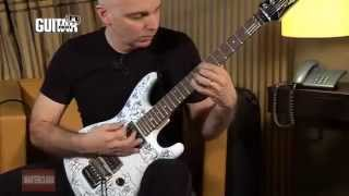 Скачать Joe Satriani Chickenfoot Guitar Lesson Turning Left Soap On A Rope Oh Yeah