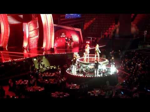 140123 首爾歌謠大賞 Seoul Music Awards - SISTAR - Gone Not Around Any Longer + Give It To Me