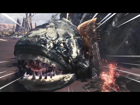 Monster Hunter World - Great Sword in Depth Analysis + Q&A | NEW