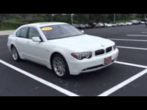 2004 Bmw 745 I Review