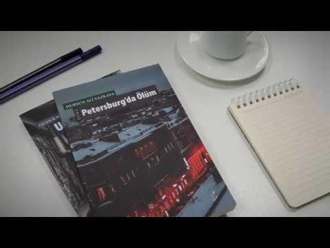 PETERSBURG'DA ÖLÜM | DURSUN ALİ SAZKAYA (Seslendiren: Nisan Kumru)