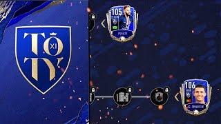 Команда Года (TOTY) - Новое Событие FIFA MOBILE 20: New Event Team of the Year (China)