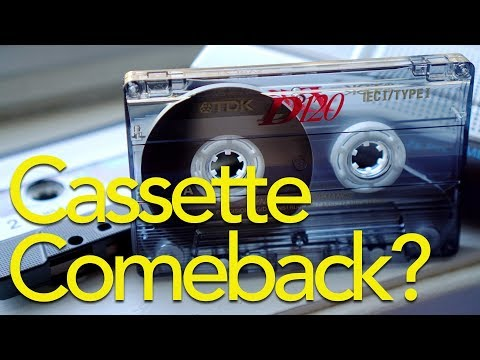 The Return of Cassettes | TDNC Podcast #104 Mp3