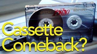 The Return of Cassettes | TDNC Podcast #104