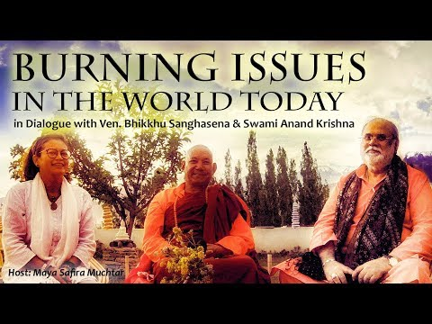 Burning Issues in the World Today