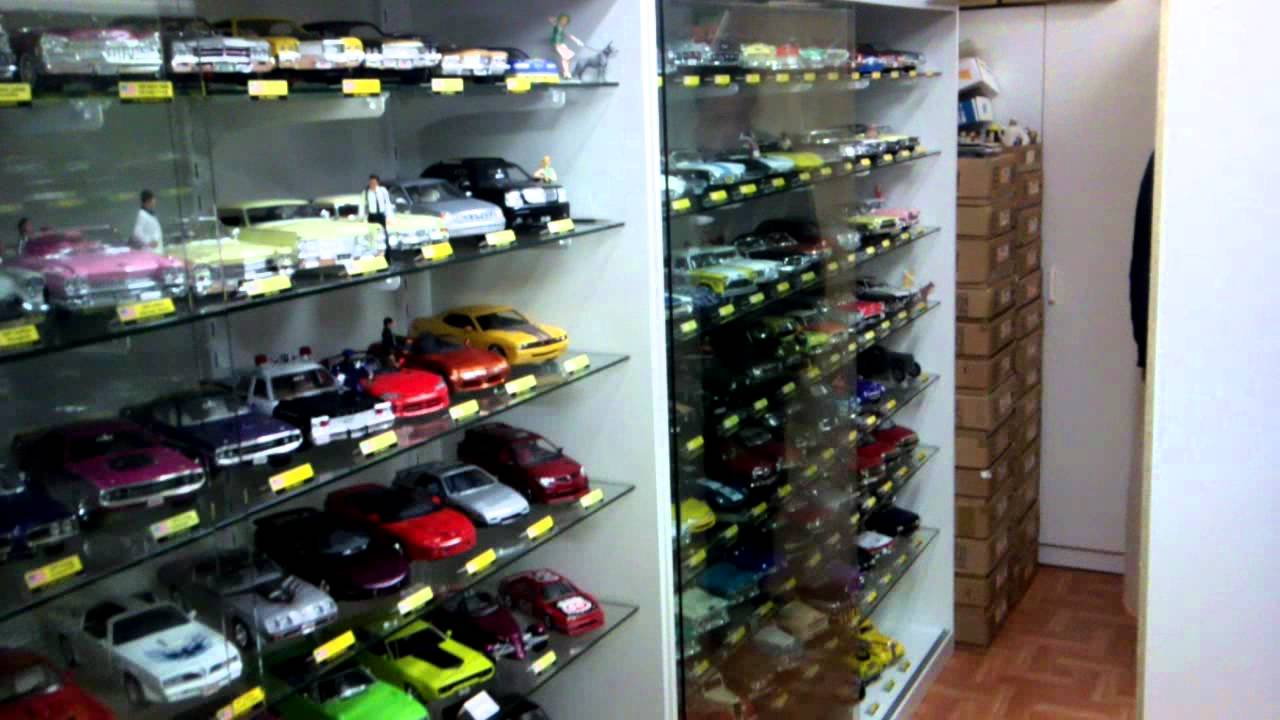 1 18 scale diecast model car collection youtube. Black Bedroom Furniture Sets. Home Design Ideas