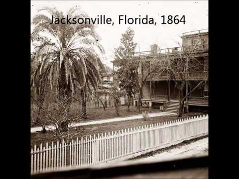 Jacksonville Florida in the 1800s