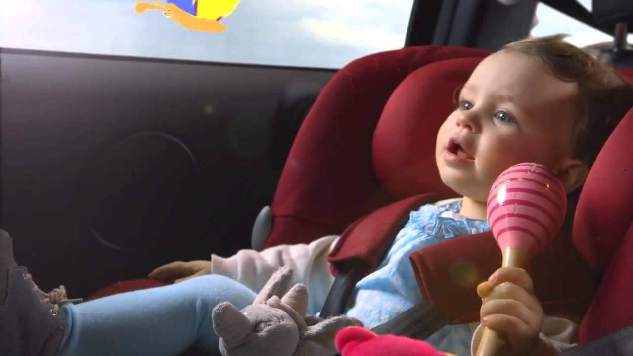 Instalare scaun auto Rubi Maxi-Cosi - Rubi car seat installation .
