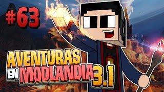 Minecraft: Aventuras en Modlandia 3.1 Ep. 63