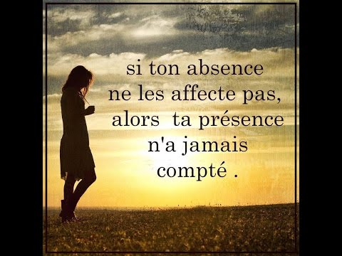 Citations Et Proverbes Tristes, émouvants Sur La Vie, L'amour, L'amitié..