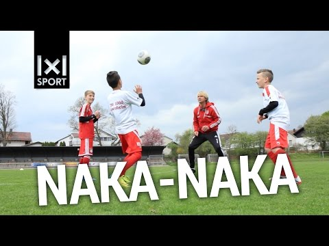 """The """"Naka-Naka"""" - Train your brain and become a successful football player"""