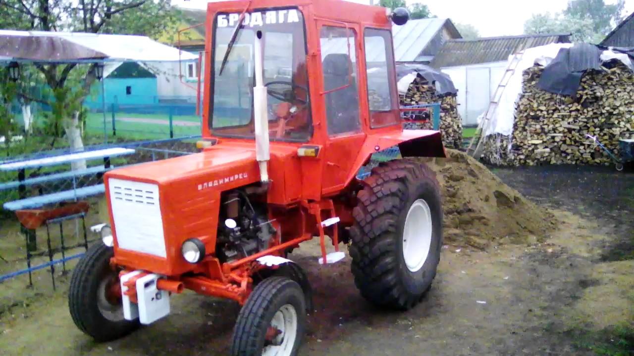 Тюнинг трактора т 25 своими руками фото 687