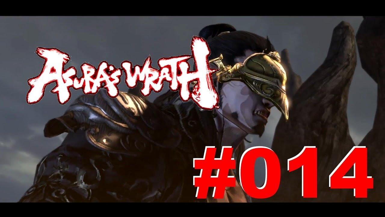#014   Lets Play Asura's Wrath   German   Deutsch
