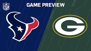 Texans vs. Packers (Week 13 Preview) | Around the NFL Podcast | NFL