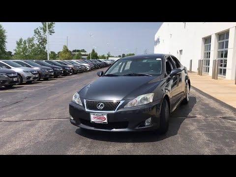 2010 Lexus IS Elgin, Schaumburg, Barlett, Barrington, Hoffman Estate, IL E6492A