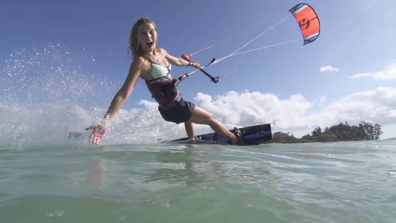 Kết quả hình ảnh cho Kite surfing