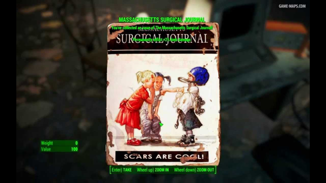 Massachusetts Surgical Journal Magazine Cambridge Polymer Labs Fallout 4 Game Maps Com
