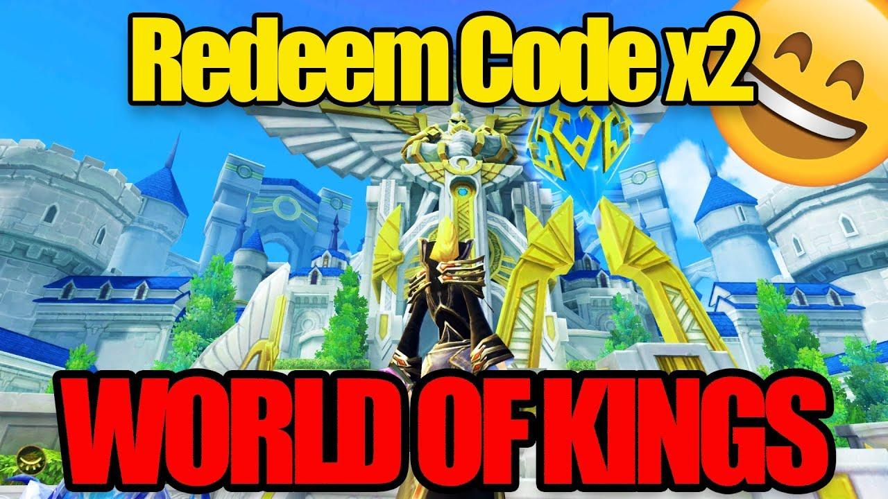 #NEW WORLD OF KINGS - PLATINUM GIFT | REDEEM CODE x2 | iOS ...
