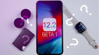 iOS 12.2! New Features & Release Date!