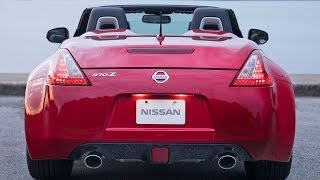 Nissan 370Z Roadster (2018) What