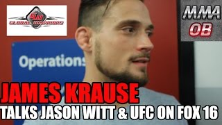GWFC 2: James Krause Interview