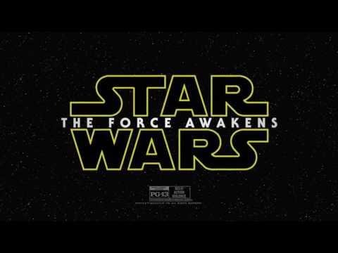 Star Wars The Force Awakens Blu Ray Trailer 2015 J J  Abrams Movie HD