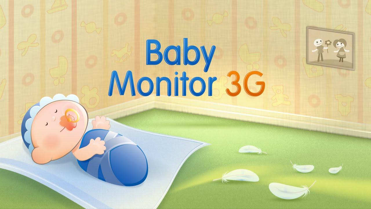 Resultado de imagen de Baby Monitor 3G
