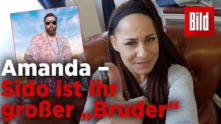 "Gambar cover Amanda ist Sidos ""kleine Schwester"" - Blau im ABCool-Check"