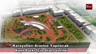 Karayolları Arazine Yapılacak Kent Parkı İçin Start Verildi 6 Eylül 2018 8gunhaber 1