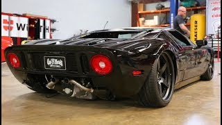 FORD GT -||-  THE LE MANS LEGEND