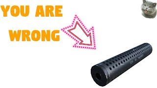 4 things video games get wrong about suppressors.