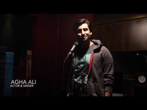 Agha Ali at Atonal Studio | Singing Husan Walo by Junoon | Jamming with his band