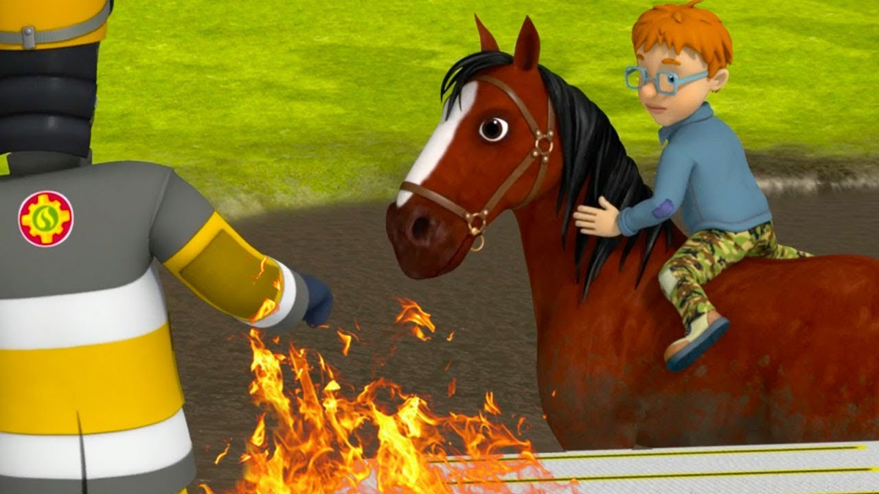 Sam le pompier francais s o s animaux en danger pisode complet dessin anim youtube - Sam le pompier dessin anime en francais ...